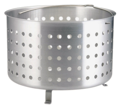 Boiler/Fryer Basket for 12 or 16 Quart Stock Pot