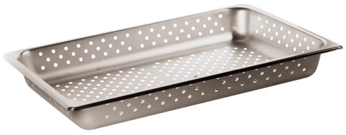 Full Size Perforated Steam Table Pans