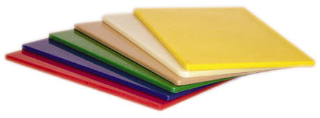 "12"" x 18"" Color Coded Cutting Boards"