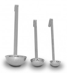 One Piece Stainless Steel Ladles