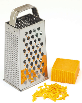 Four Sided Food Grater