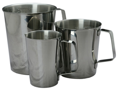 Stainless Steel Graduated Measures