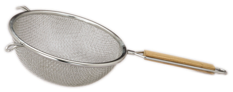 Double Mesh Stainless Steel Strainers