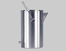 Stainless Steel Pails with Pouring Spouts