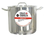 Tri-Ply Stainless Steel Stock Pots