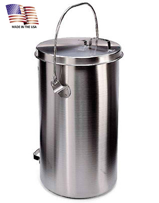 20 Quart Straight Sided Pail with Cover
