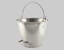 Heavy Duty Pails With Tilting Handles