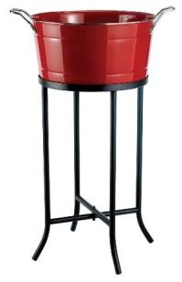 Beverage Tubs. Beverage Tubs with Stands