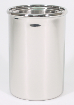Polished Stainless Steel Wine/Champagne Chiller