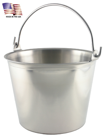 9 Quart Stainless Steel Pail