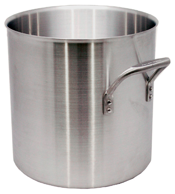 12 Quart Aluminum Stock Pot