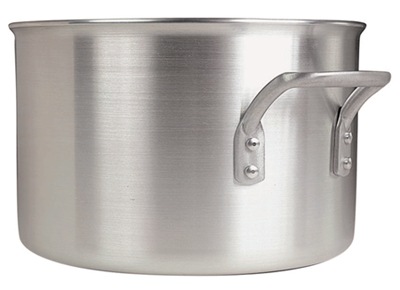 14 Quart Aluminum Sauce Pot