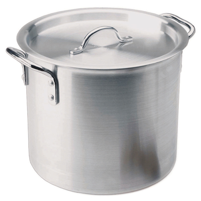 100 Quart Aluminum Stock Pot