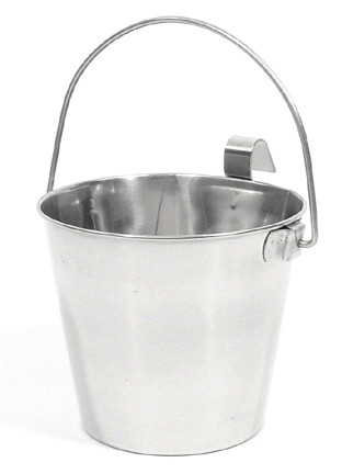 Flat-Sided Buckets