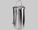 Stainless Steel Straight Sided Pails