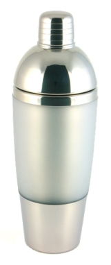 22 Ounce Clear Frost Cocktail Shaker