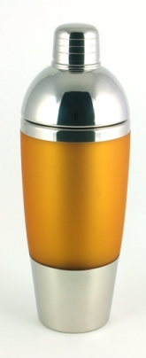 22 Ounce Amber Frost Cocktail Shaker