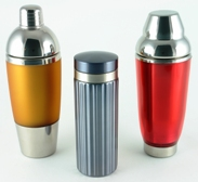 Colored Shakers
